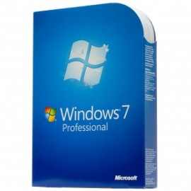 MS Windows 7 Professional 32-bit